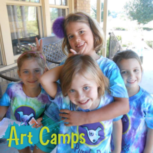 Art Camp for Kids in New Albany