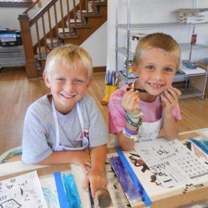 Teach Art to Kids