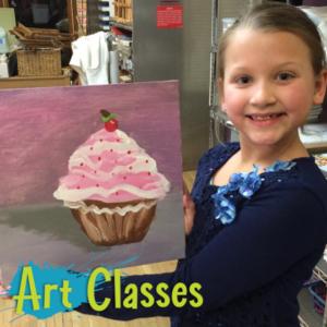 Art Classes K-5th