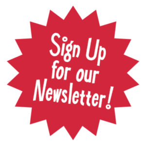 Newsletter for Art Studio SignUp
