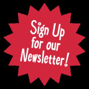 Newsletter for Art Studio SignUp