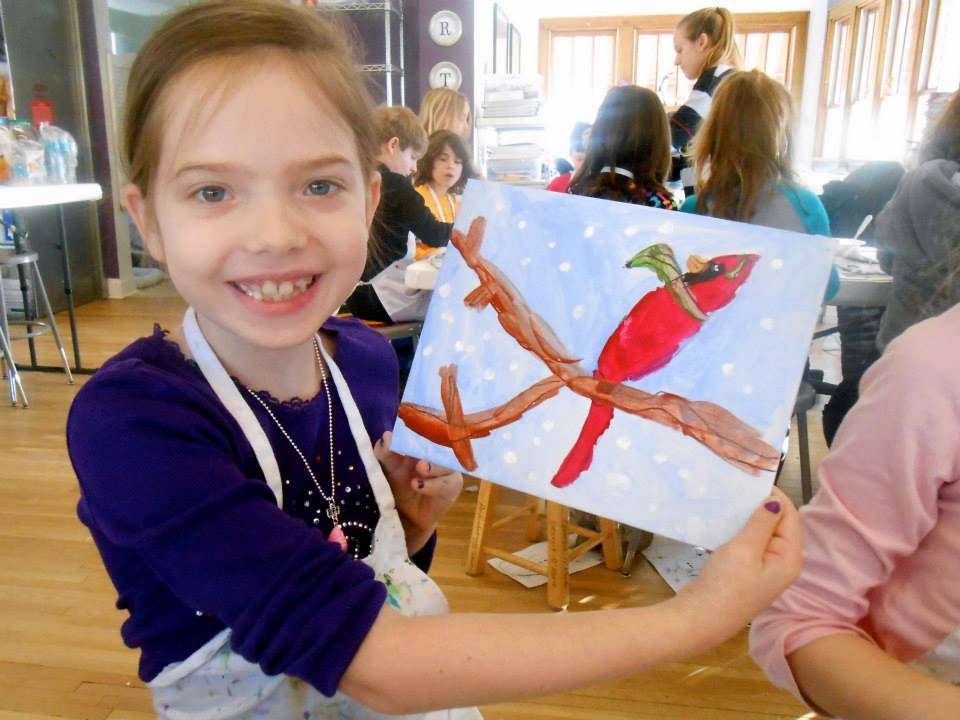 Winter Art Camp