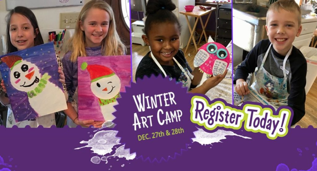 Winter-Art-Camp-2018