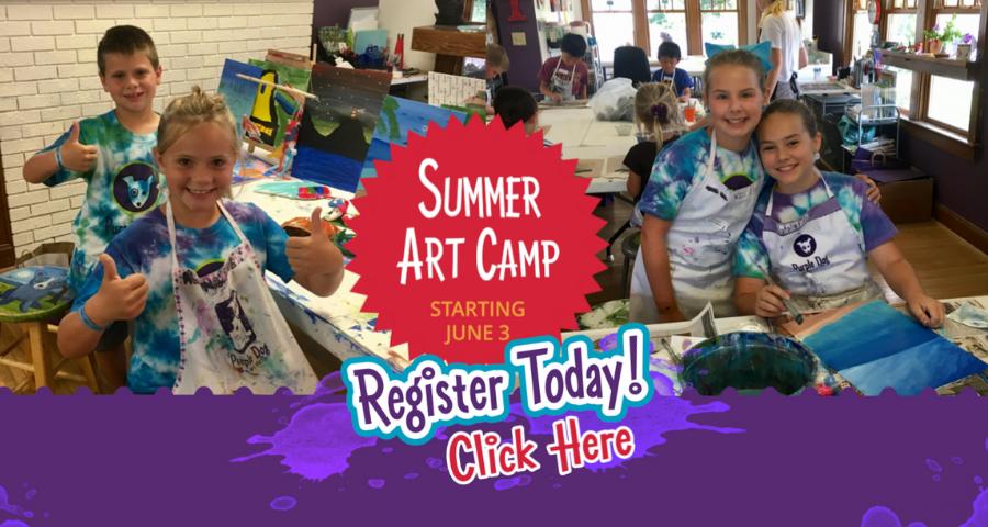 Summer Art Camp 2019 Register Today