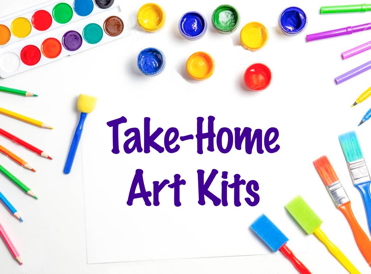 Take-Home Art Kit